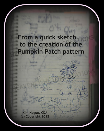 Pumpkin Patch Sketches