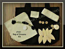 tote kit real small