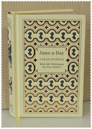 Jane a Day Journal