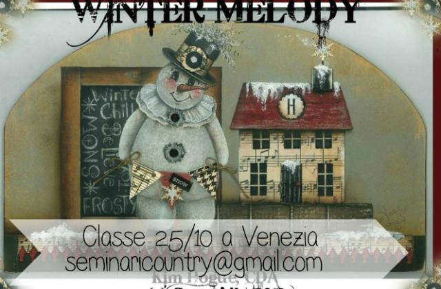 Winter Melody for Italy