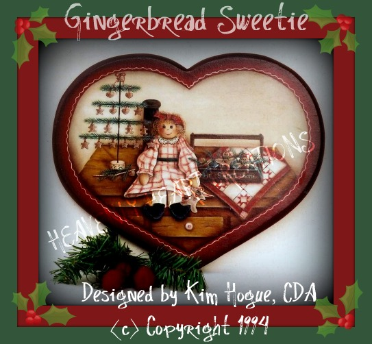 Gingerbread Sweetie