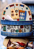 Buttons Spools and Notions